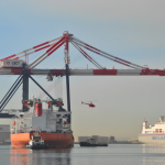OOIL operates Long Beach Container Terminal
