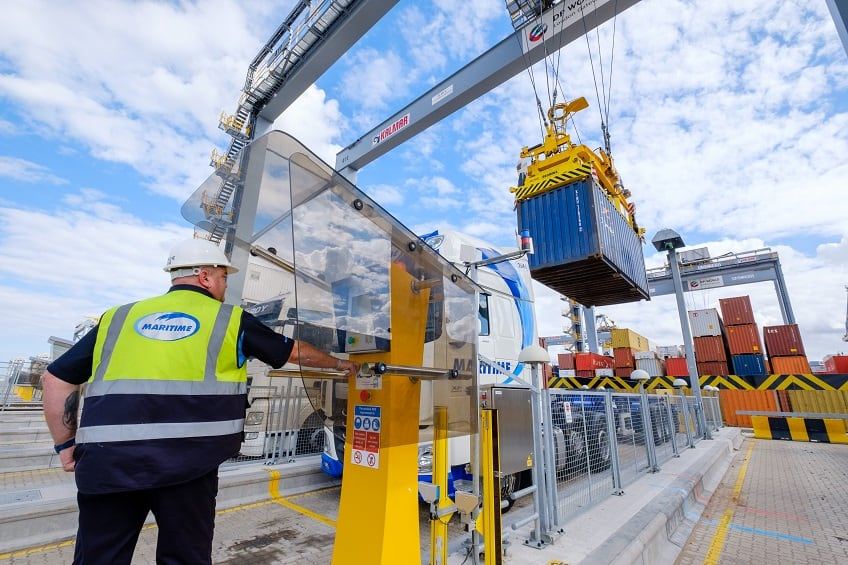 London Gateway and Southampton offer upgraded container tracking tool