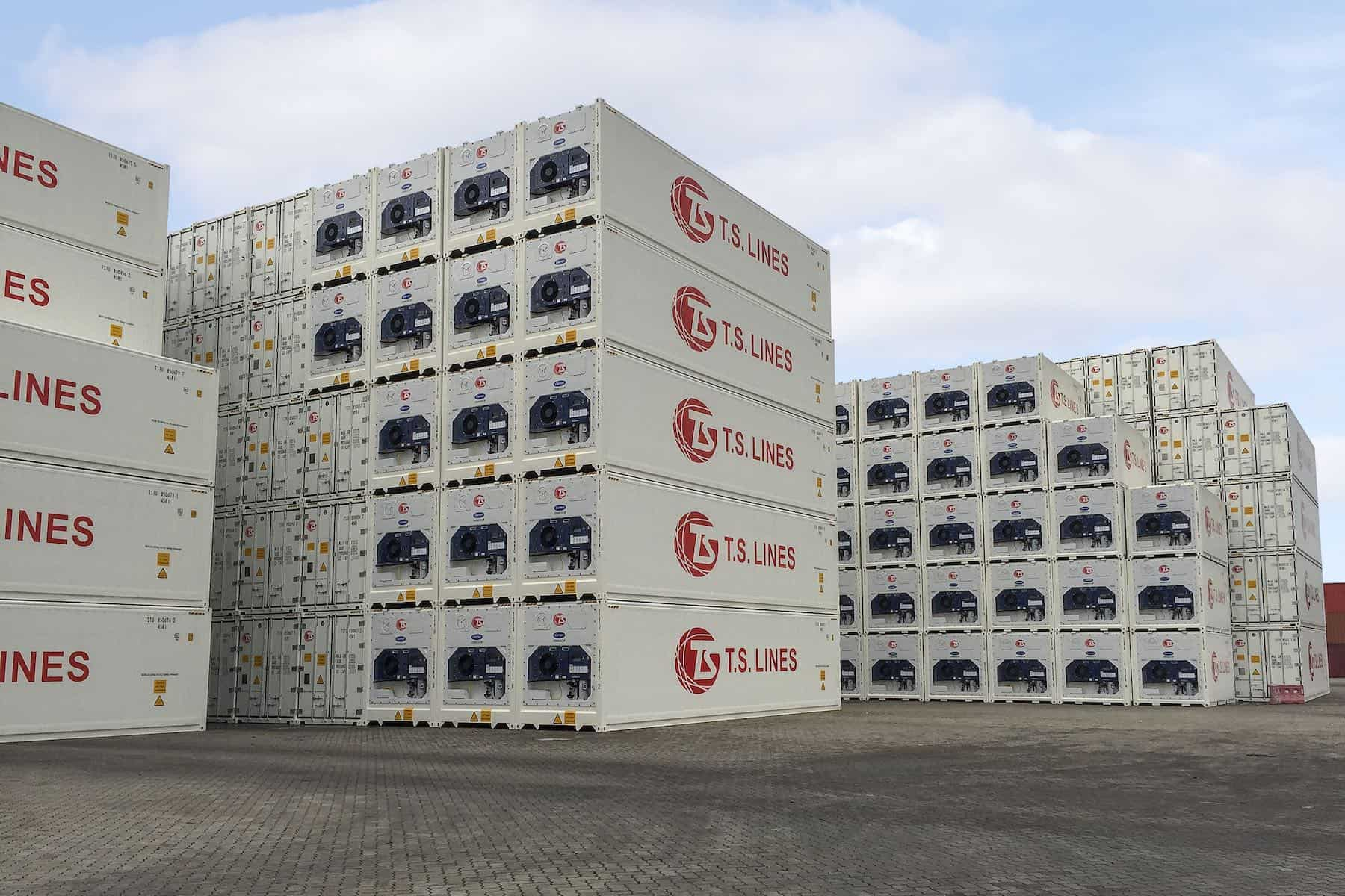 TS Lines purchases 1,000 PrimeLine reefers