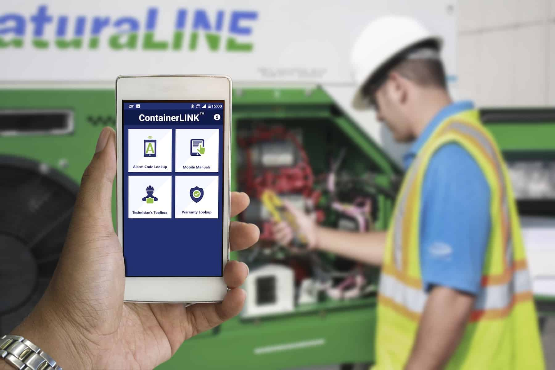Carrier Transicold releases service app