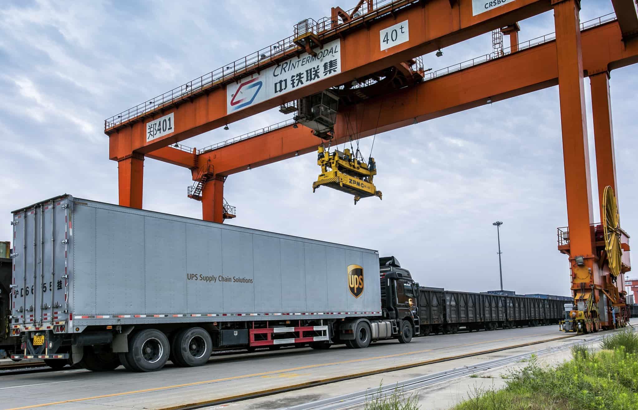 UPS extends Europe-Hong Kong service
