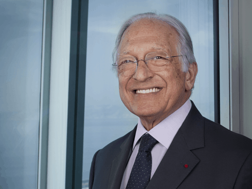 CMA CGM founder passes away