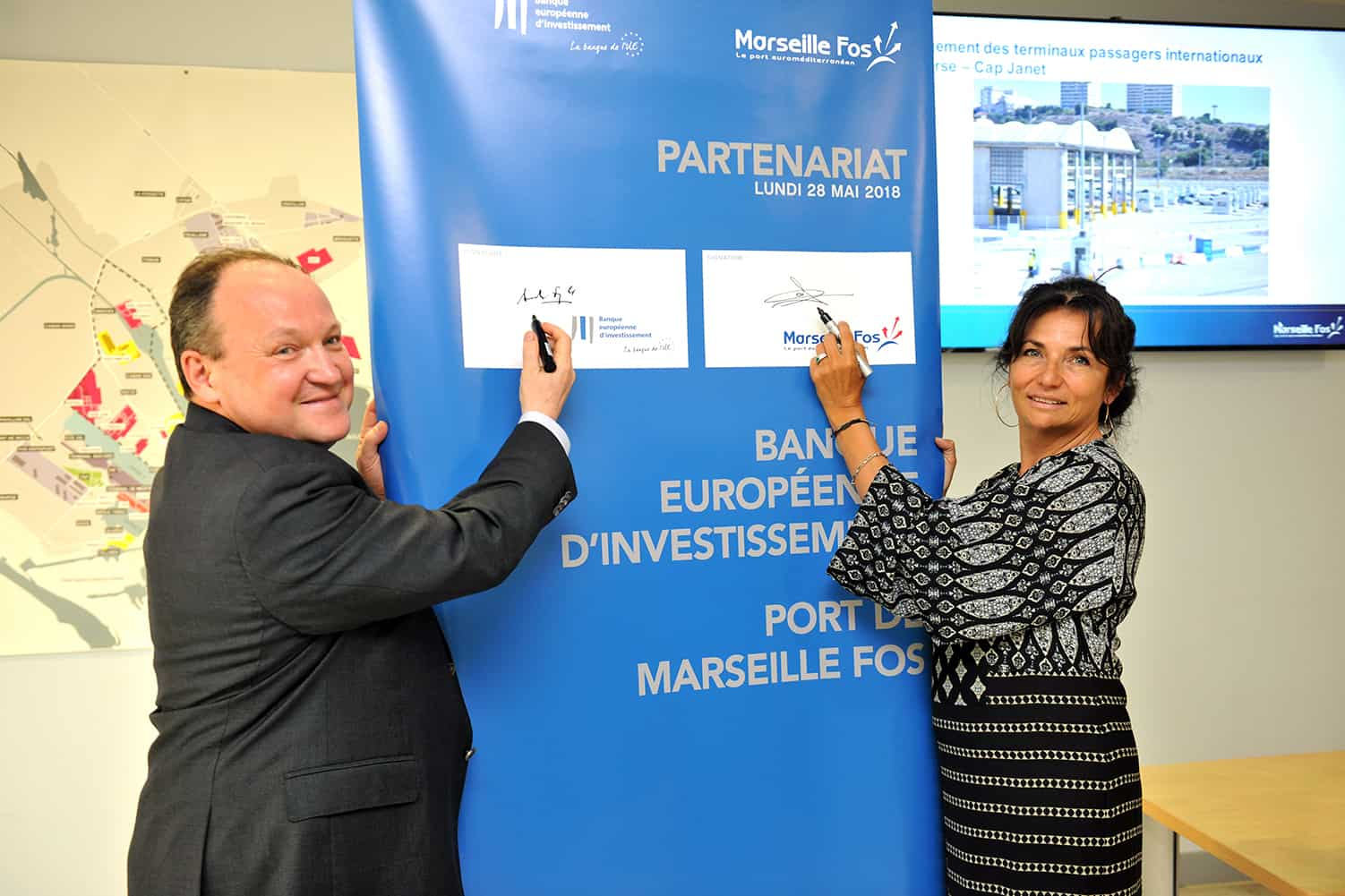 Marseille secures European investment