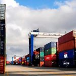 Charleston has two container terminals