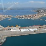 Taranto has not moved containers since 2015