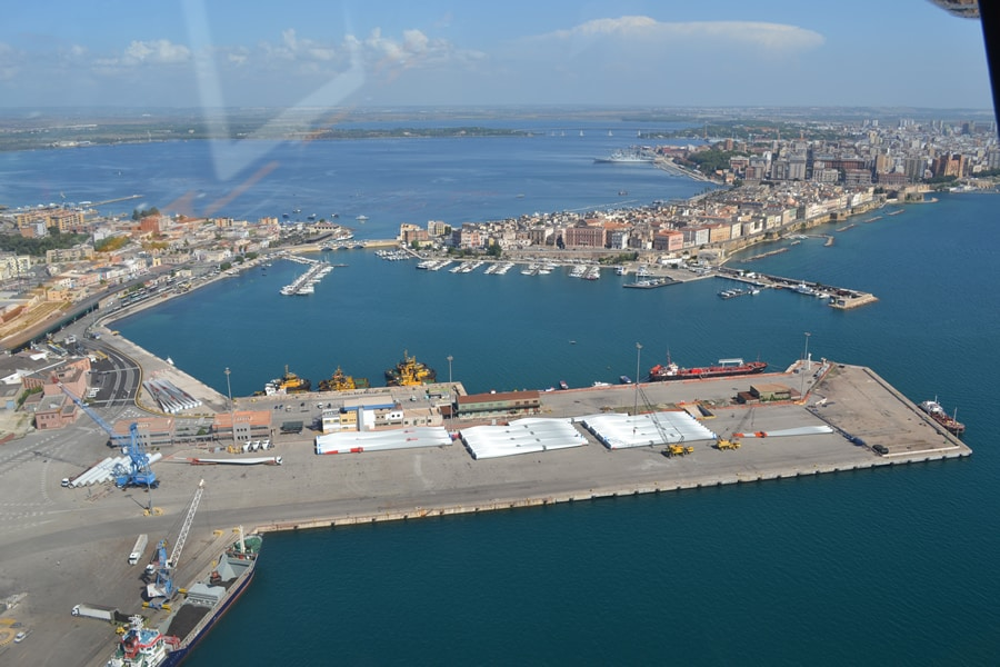 Yilport submits offer for Italian facility