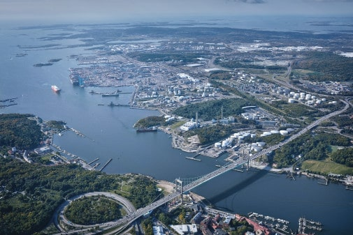 Gothenburg volumes bounce back