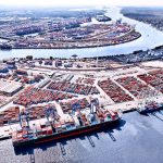 Hamburg's largest terminal operator recorded steady growth