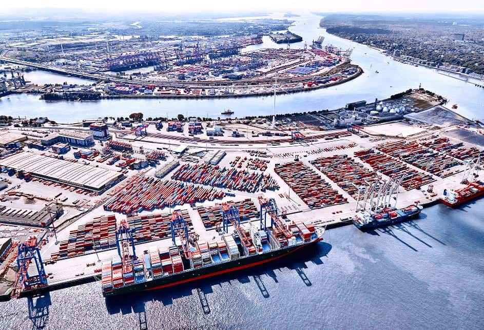 Port of Hamburg not expecting volume reduction from liner service changes