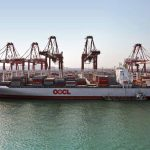 The addition of OOCL's fleet will make COSCO bigger than CMA CGM