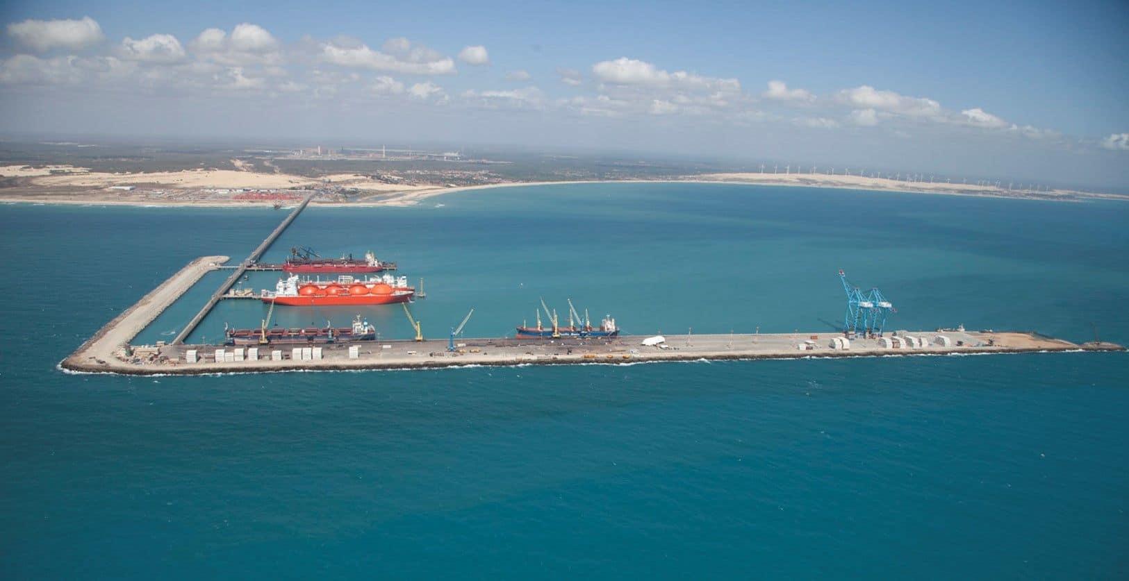 Port of Rotterdam invests in Pecém
