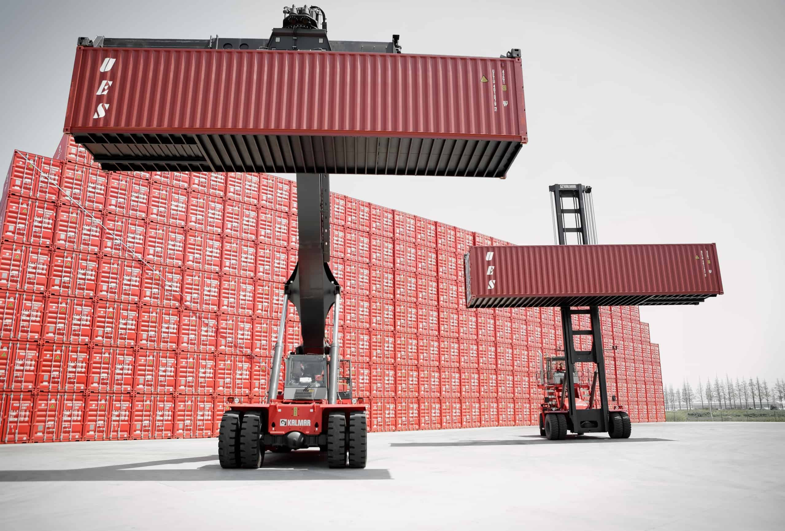 Kalmar reports high operating profits in 2019