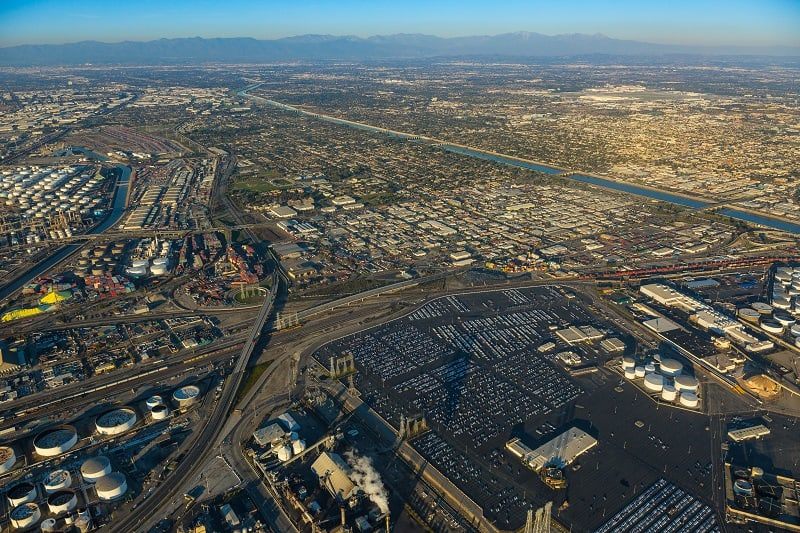 Long Beach Harbour Commission approves US$870m for expanded rail yard