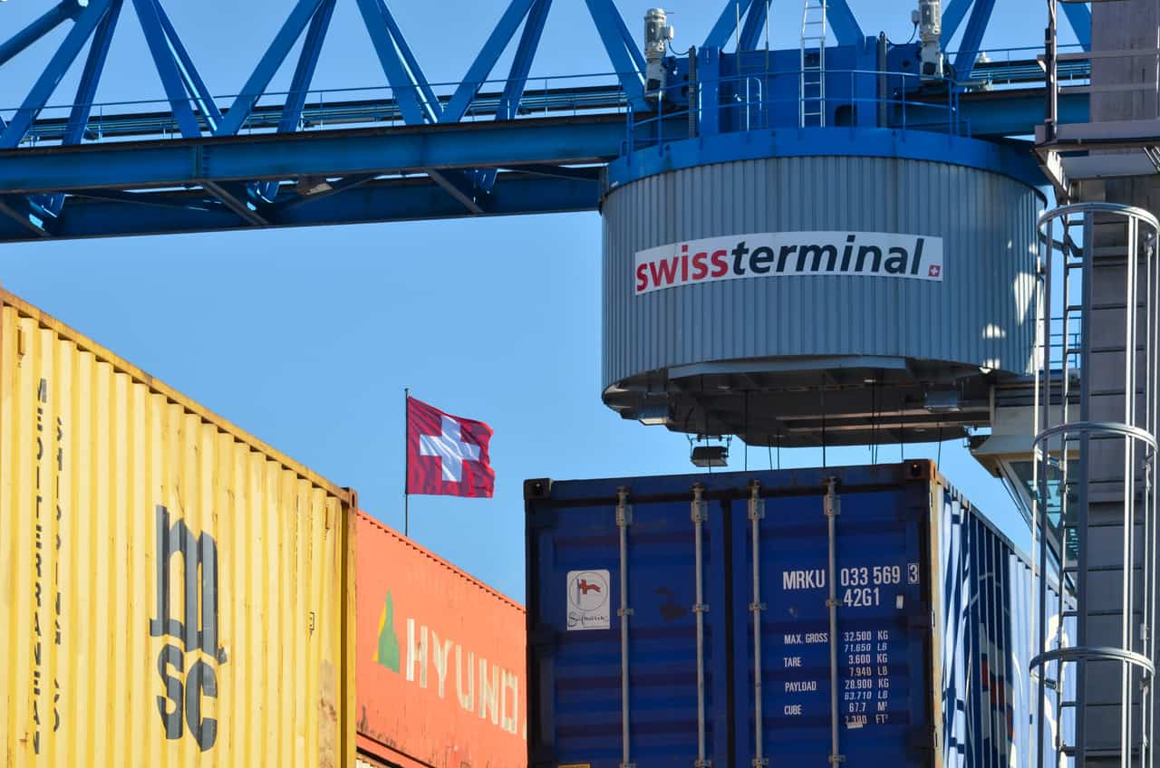 Swissterminal complains about new federal-funded Gateway Basel Nord project