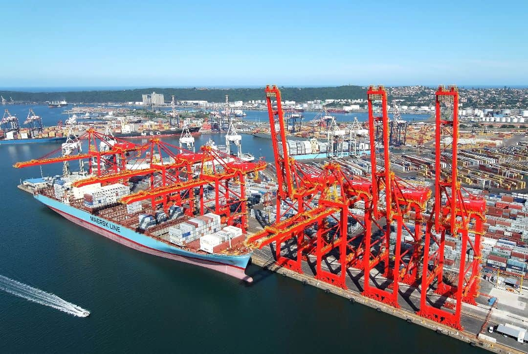 Transnet to commence berth deepening project at Durban