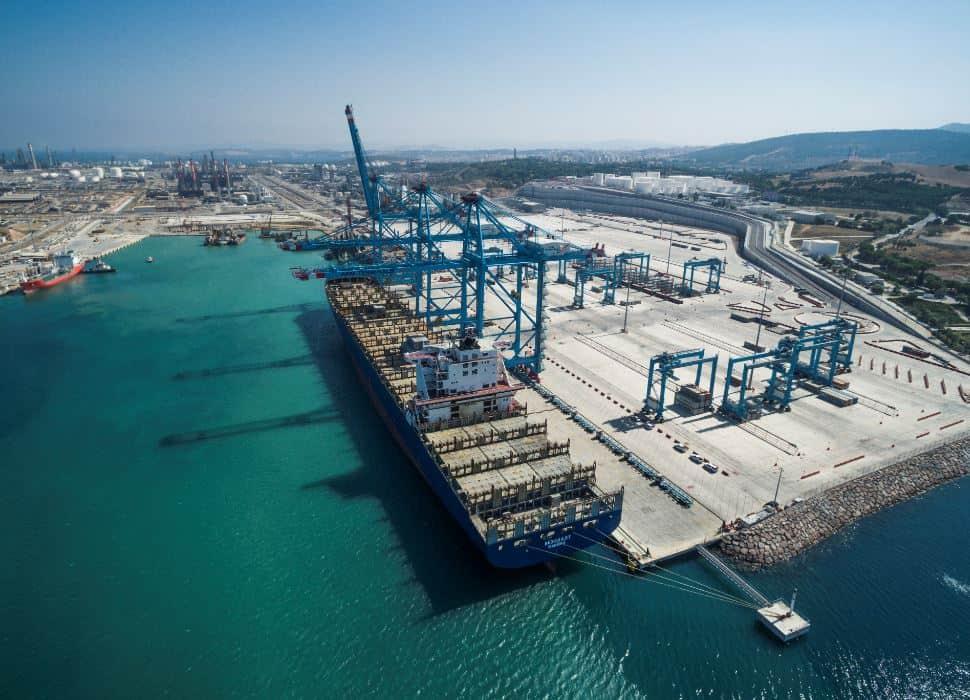 APM Terminals sells Izmir Aliağa Terminal to SOCAR