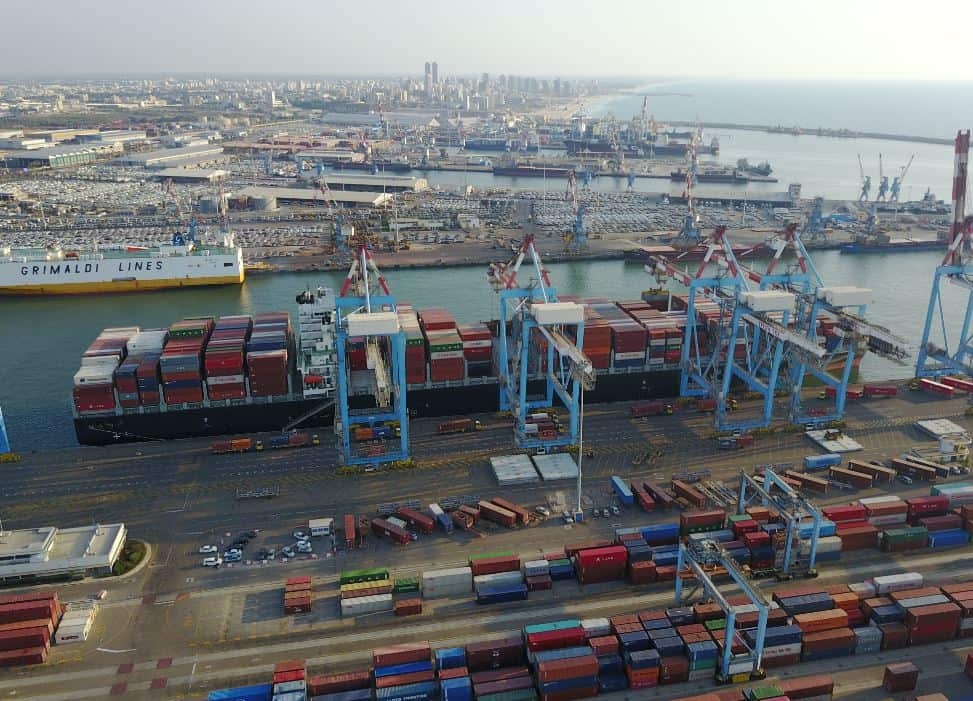 Ashdod Port to use natural gas as an energy source