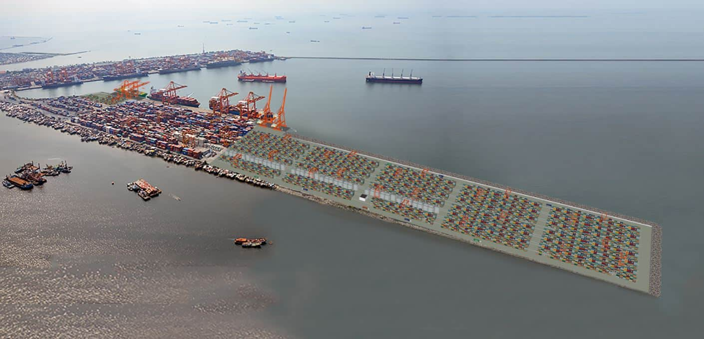 ICTSI to further expand terminal in Manila