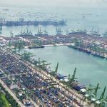 PSA Singapore handled 36.31m teu last year