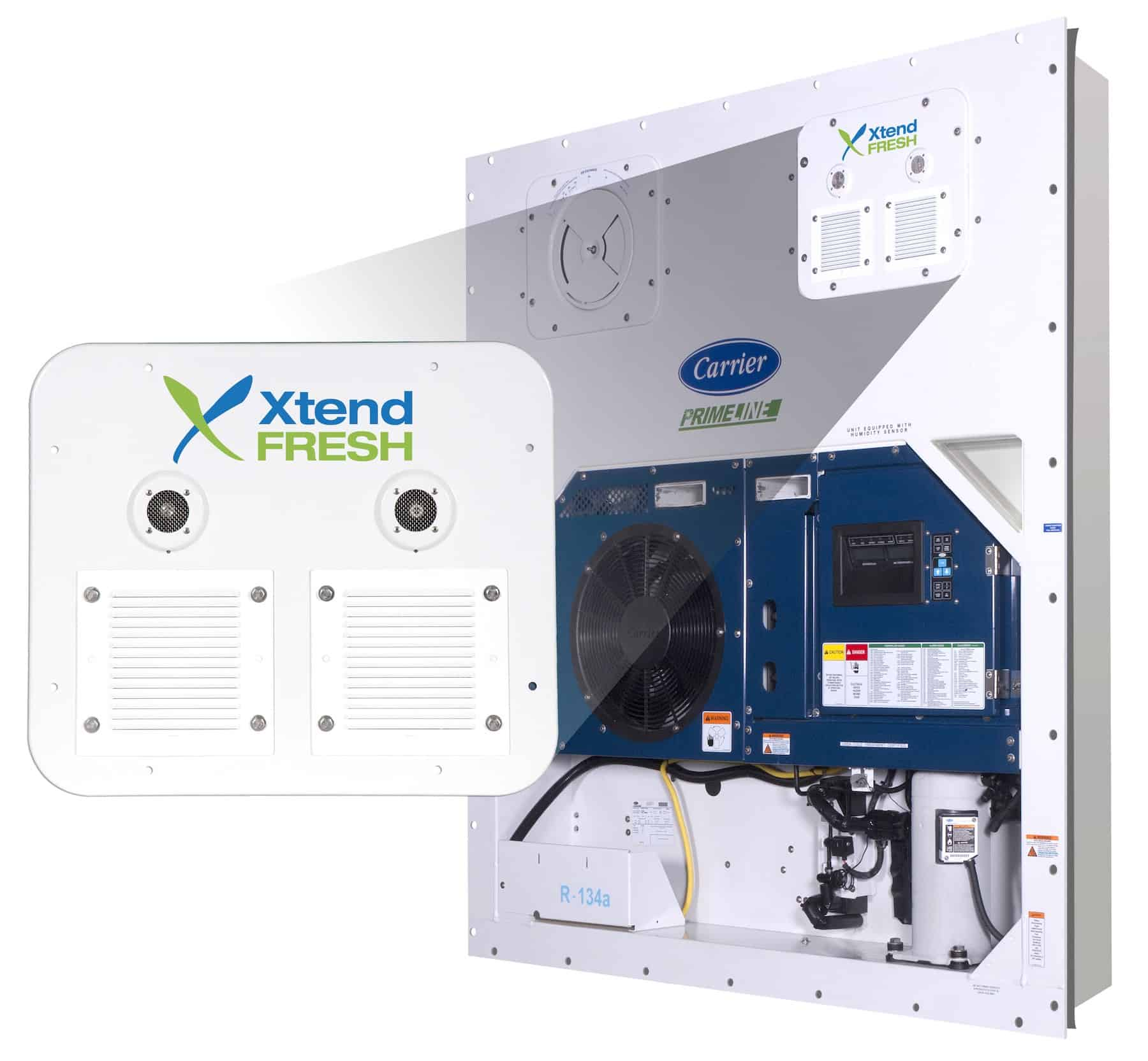MSC orders 5,000 Carrier Transicold XtendFRESH systems