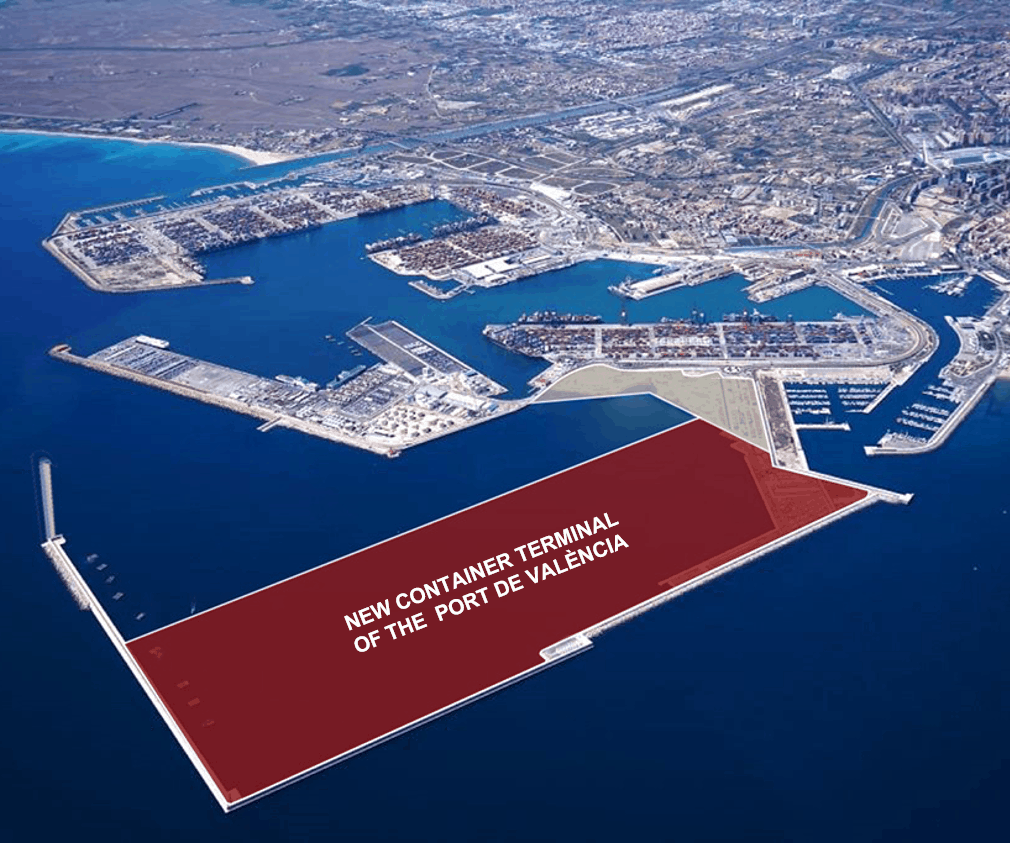 Port of Valencia approves US$1.4bn expansion