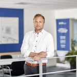 Anders Holm, MCI's global head of sales and marketing
