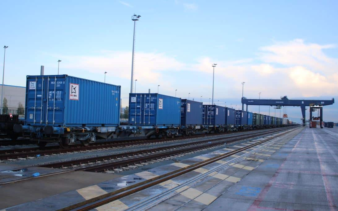 Hutchison Ports launches new rail service from Barcelona to Lyon