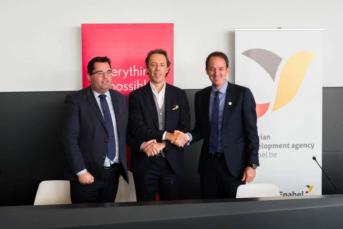 Port of Antwerp to collaborate with Belgian development agency