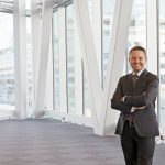 The new managing director, Thomas Andersson