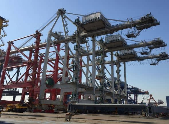 Strong results for ICTSI in third quarter