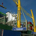 Montecon ordered its first LHM 800 in 2015