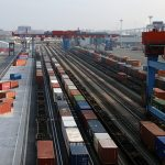 HHLA has opened an extra two tracks at the Container Terminal Burchardkai