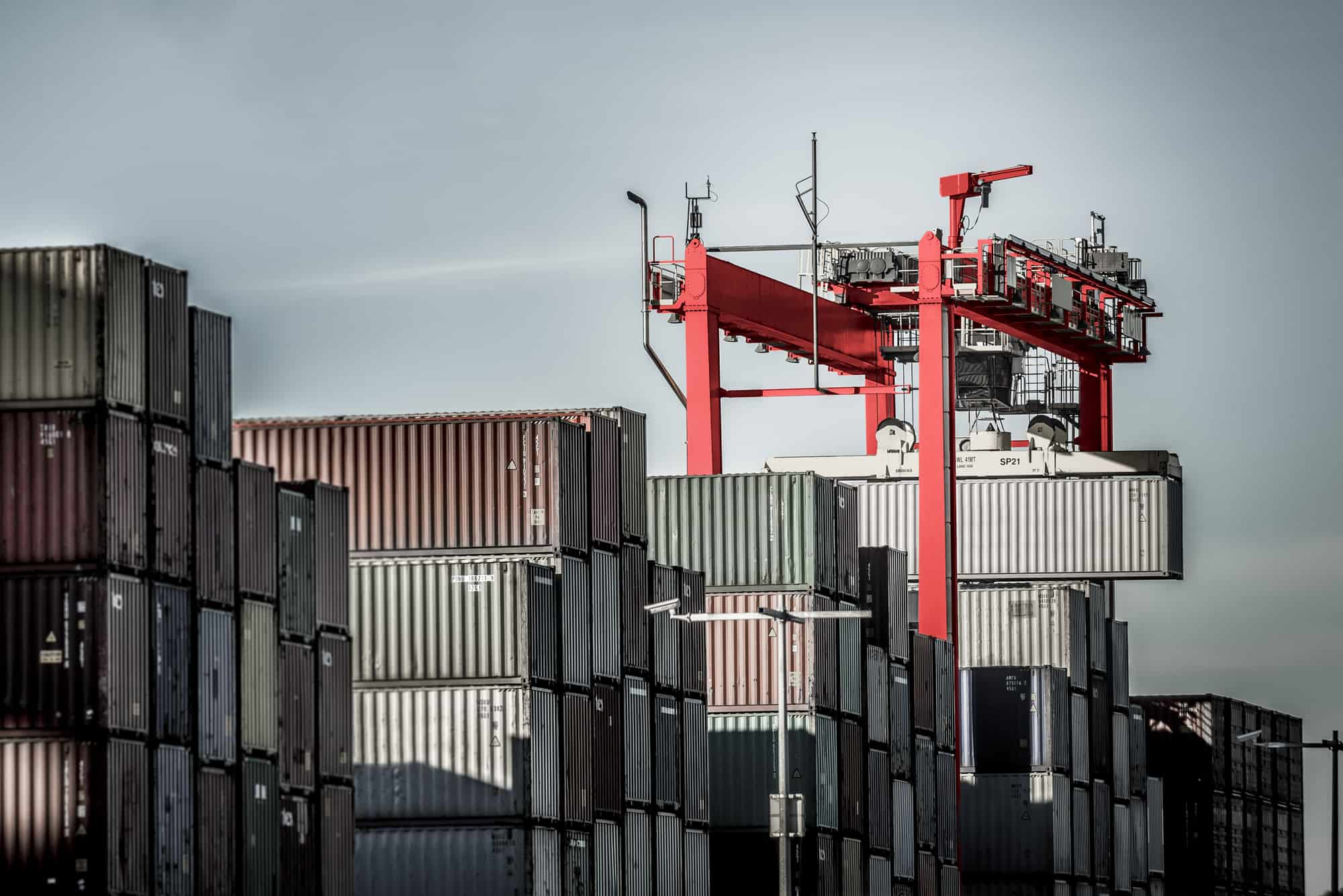 Kalmar RTGs to help boost capacity at intermodal terminals in the US