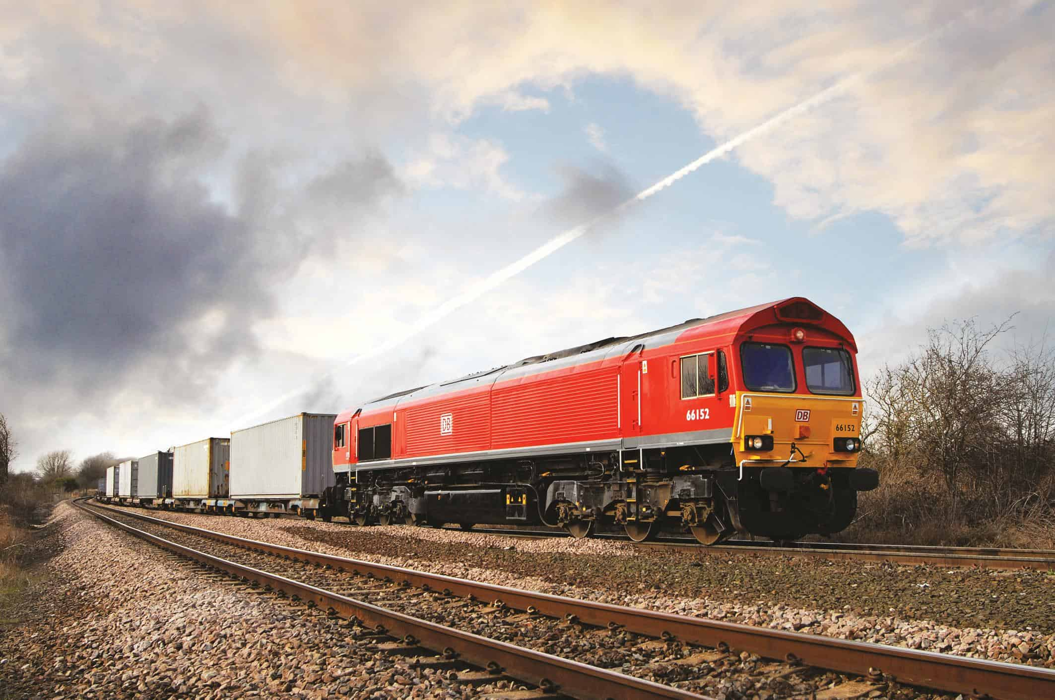 Maritime Transport and DB Cargo to increase UK rail freight capacity