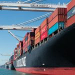 The port handled 2.55m teu last year