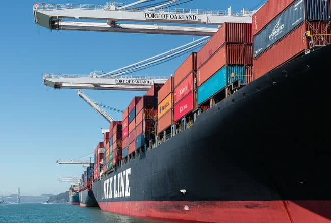 Port of Oakland still targeting growth despite trade uncertainty