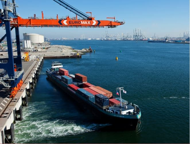 Port of Rotterdam Authority launches climate-friendly shipping incentive scheme