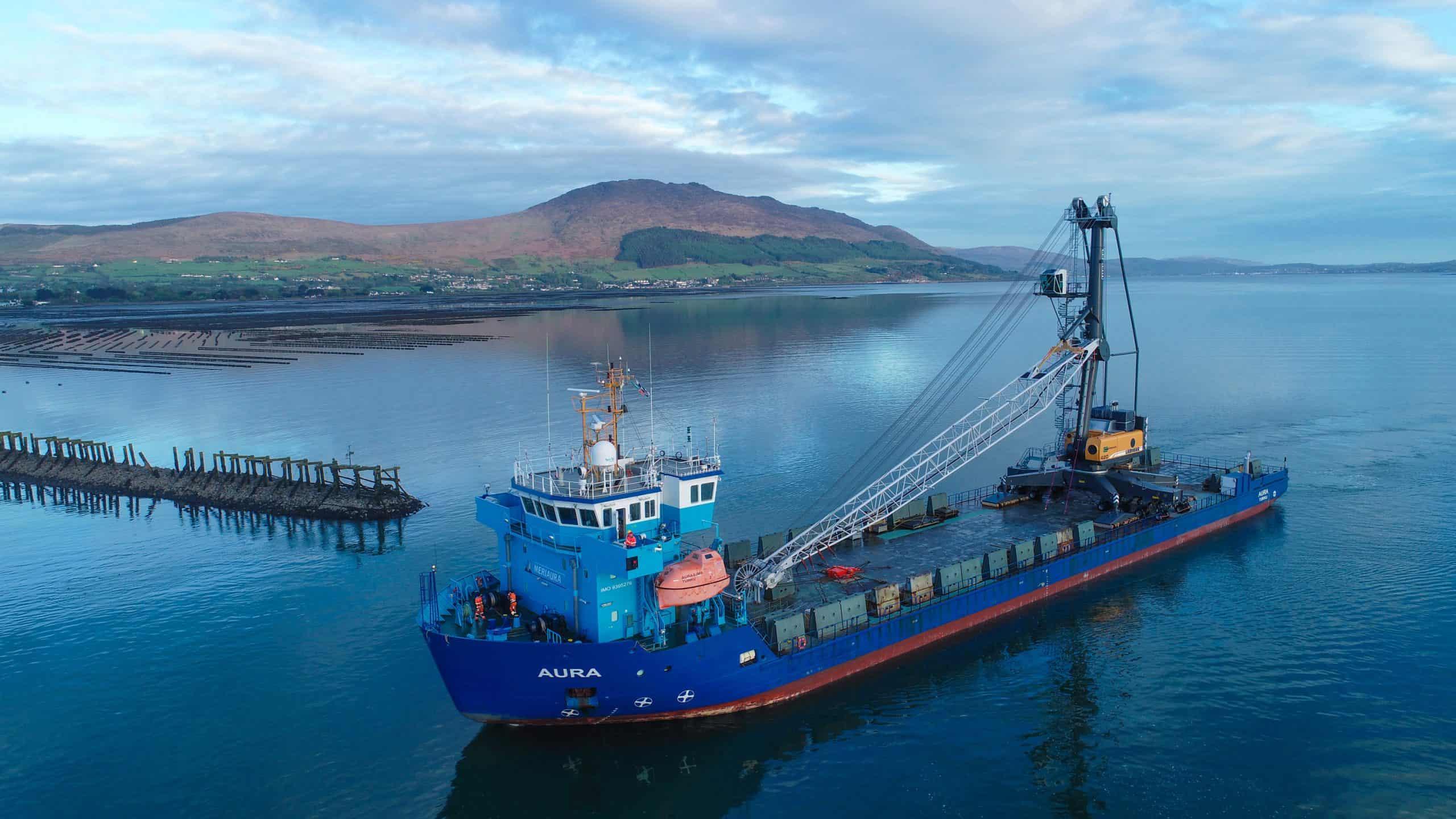 Liebherr hits 65% mobile harbour crane market share in 2018