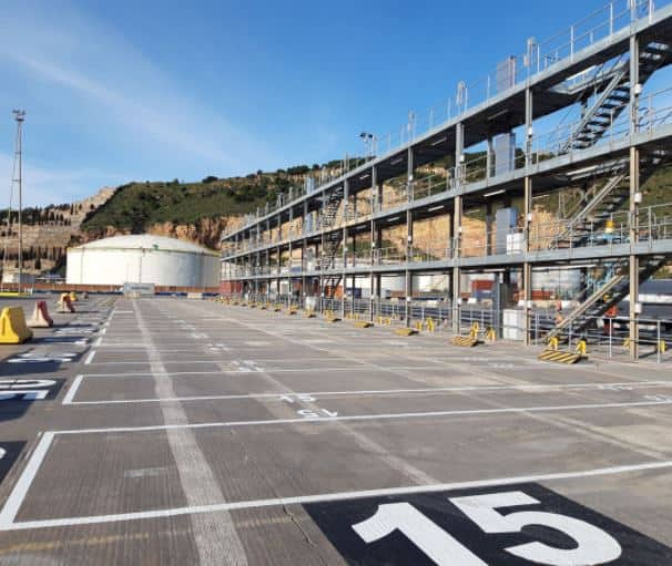 APMT Barcelona expands reefer capacity by 31%