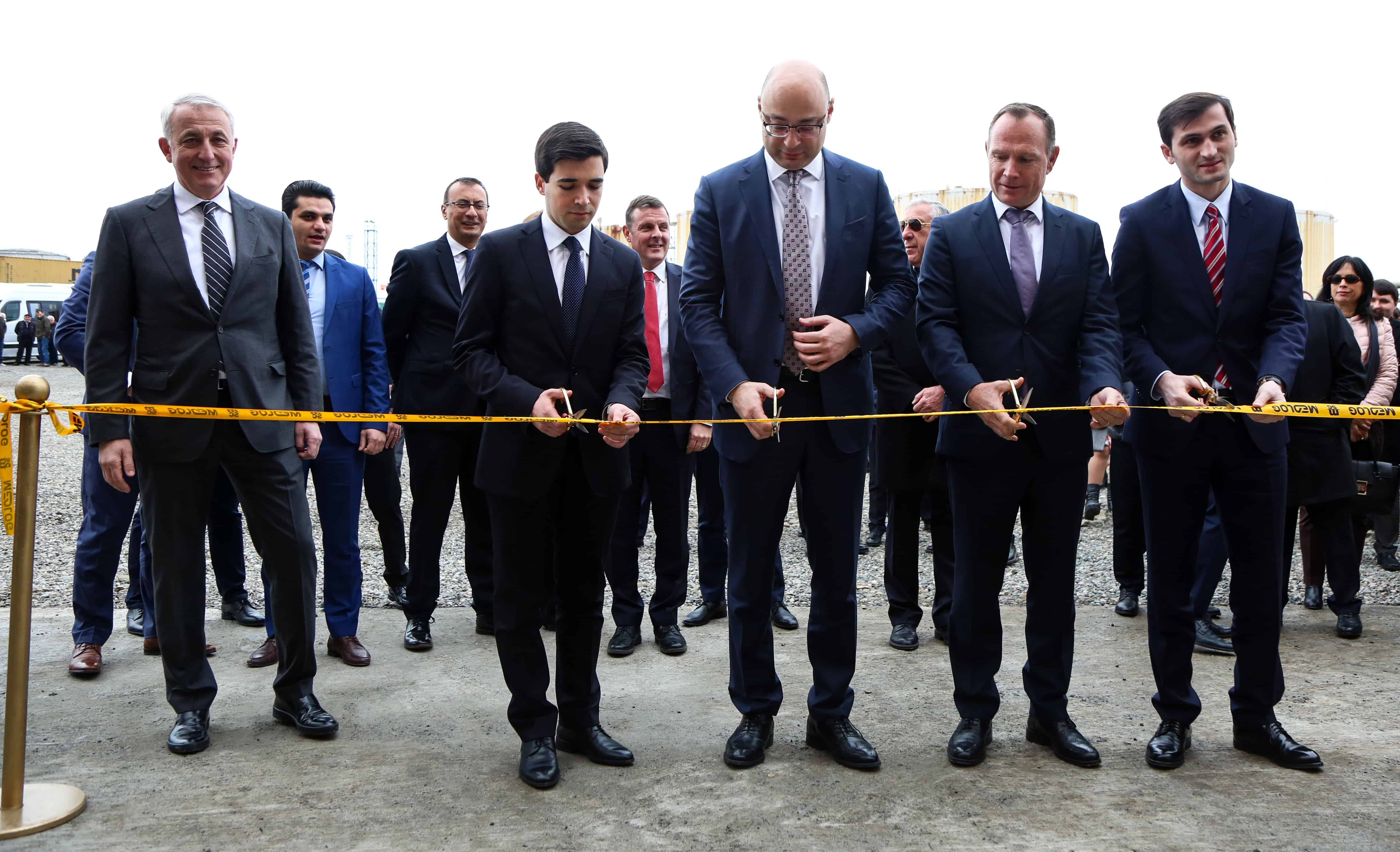 ICTSI inaugurates Georgian terminal expansion