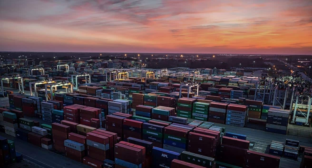 Savannah to serve six 14,000-teu vessels simultaneously by 2024