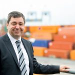 Mark Whitworth, chief executive of Peel Ports