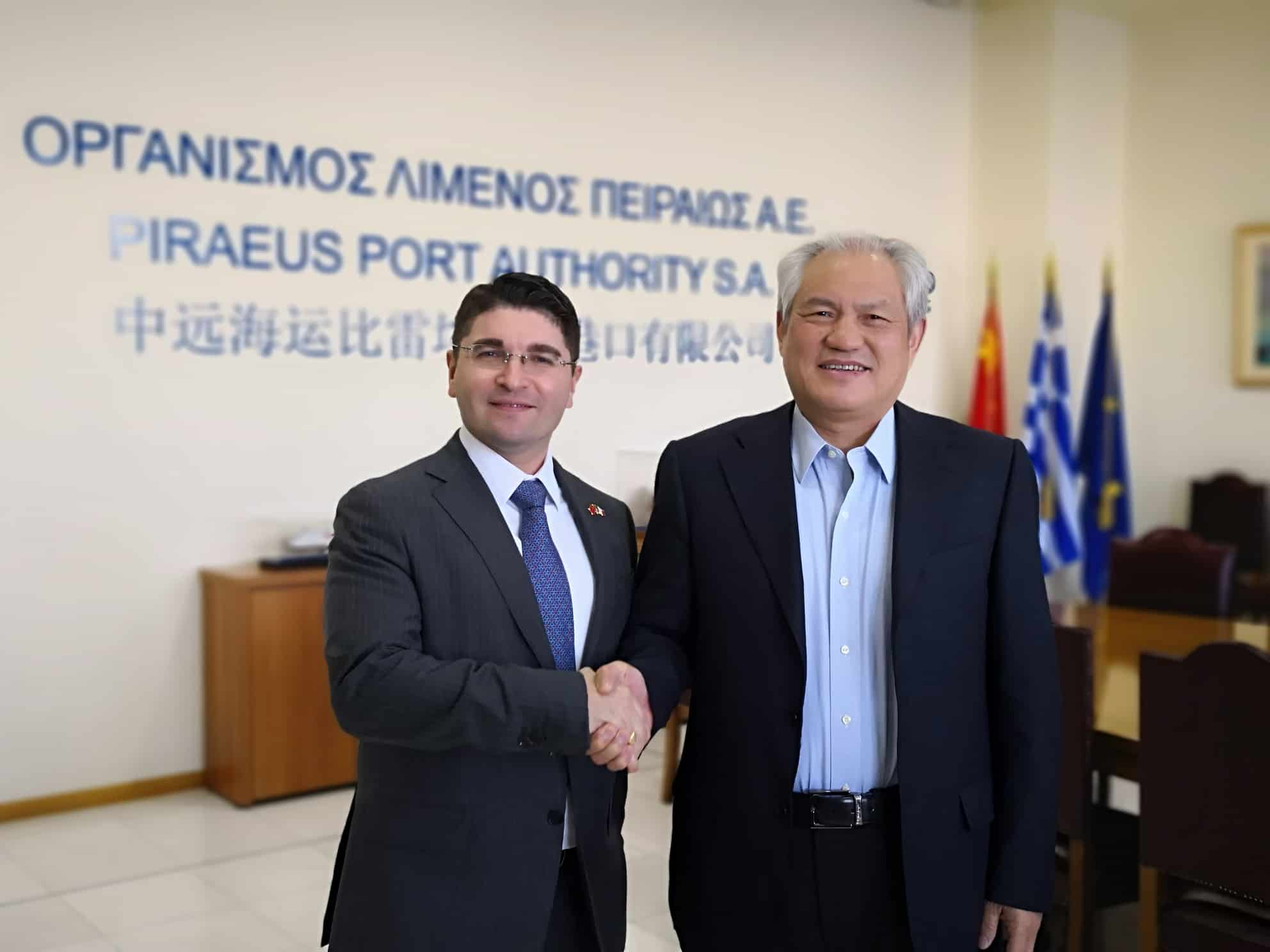 Piraeus, Venice and Chiogga agree to strengthen cargo flow