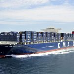 CMA CGM reported an annual revenue of US$23.48bn for 2018