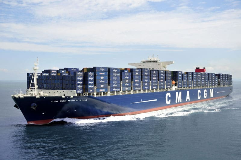 CMA CGM posts first quarter profit of US$48m