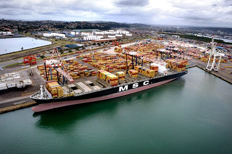 Growth across all sectors for the Port of Durban