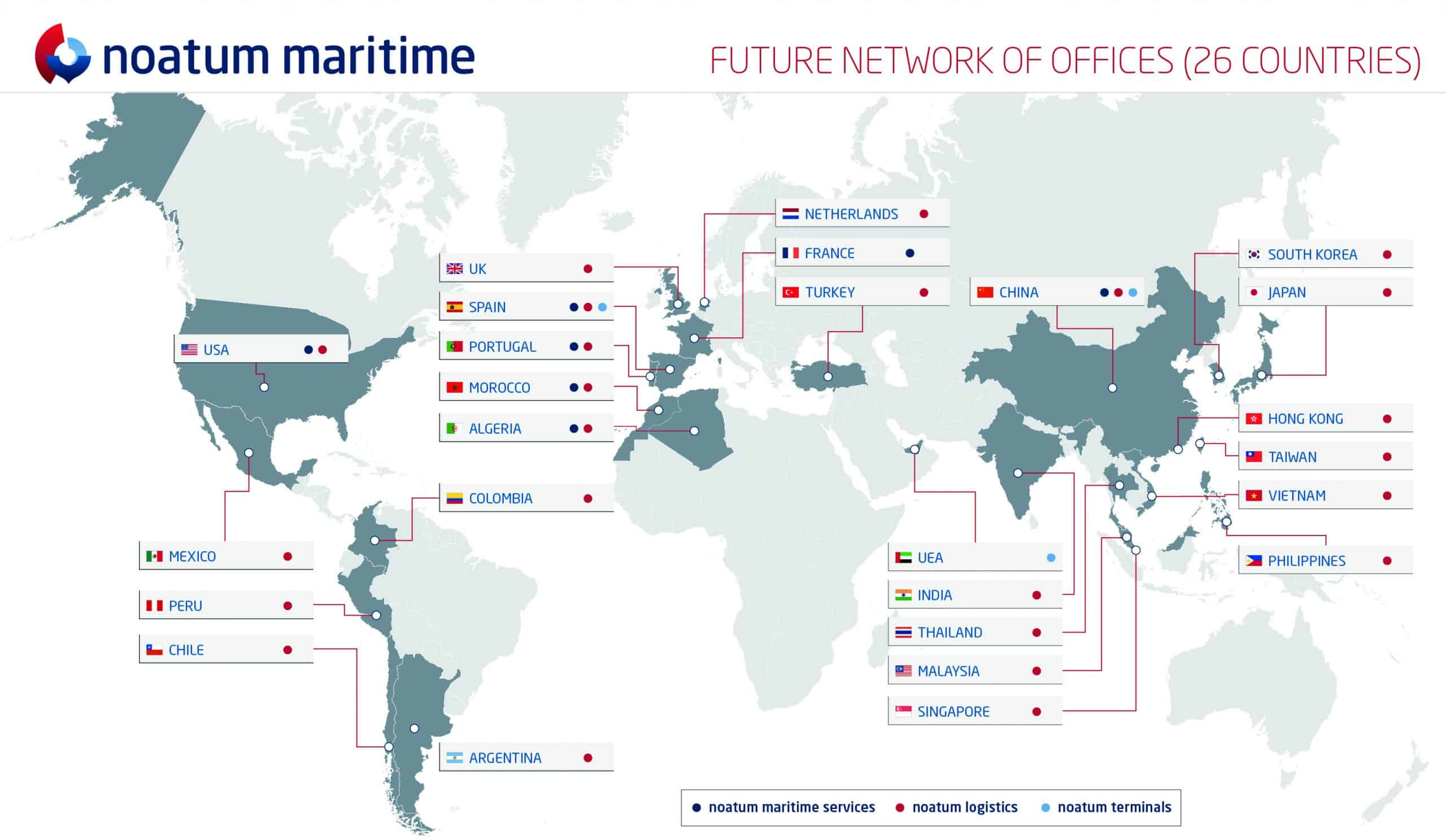 Noatum Logistics strengthens global presence with MIQ Logistics acquisition