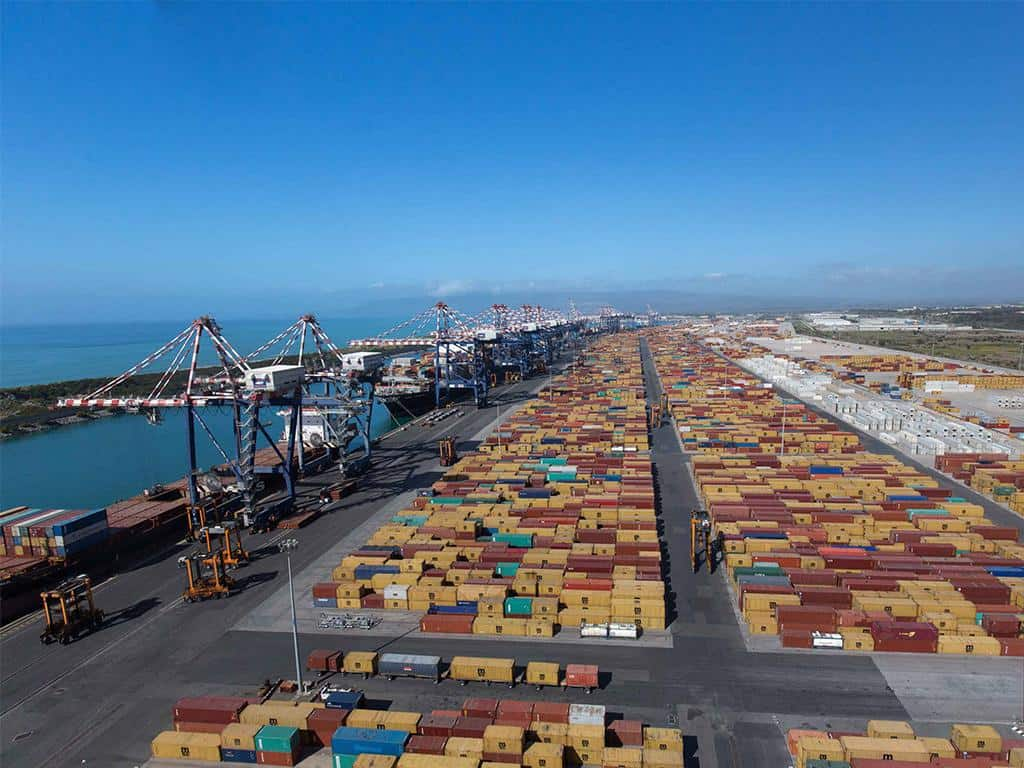Contship Italia to sell Medcenter Container Terminal to MSC