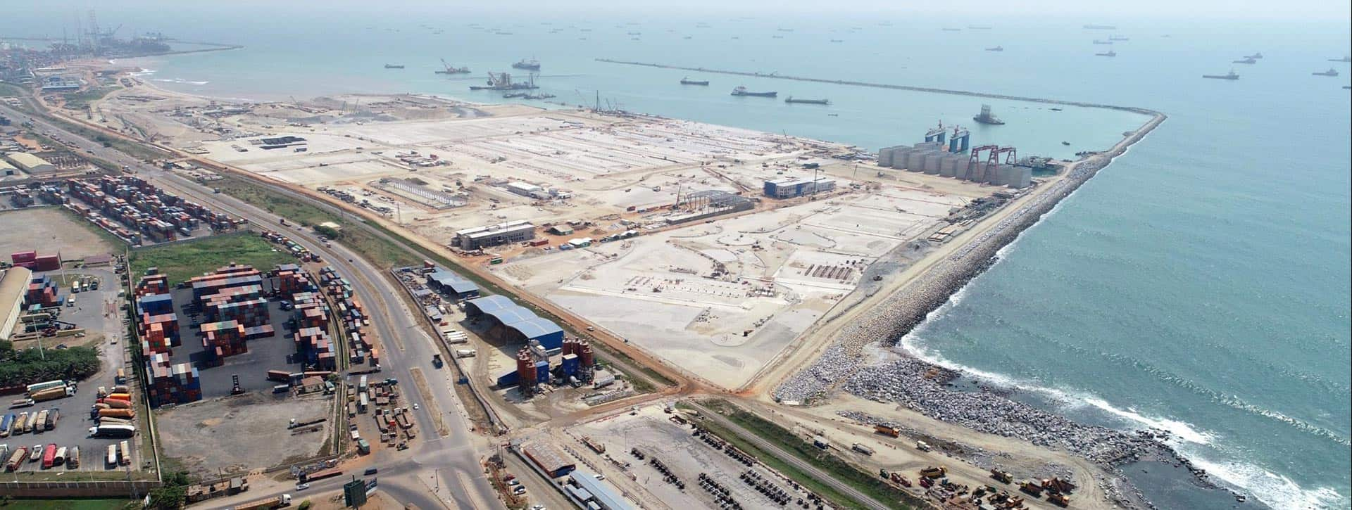 Tema port expansion to open in June