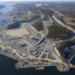 The Stockholm Norvik Port is scheduled to open May 2020